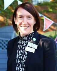 Rachael Shaw, Deputy Officer in Charge
